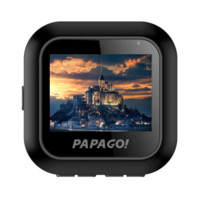 PAPAGO趴趴狗行车记录仪4K新款GoSafe560WiFi超高清2160P夜视迷你隐藏停车监控