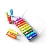MI 小米 5号/7号电池 彩虹电池碱性 10粒