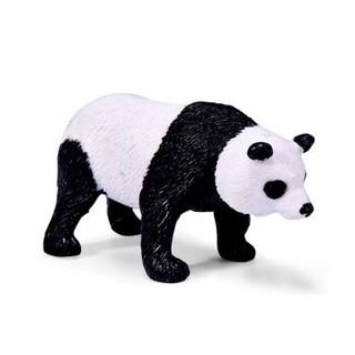 Wenno 仿真野生动物模型  大熊猫 *3件