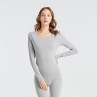 考拉工厂店 女士自发热羊绒感保暖内衣套装