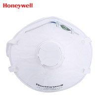 Honeywell 霍尼韦尔 H801V 口罩(带呼气阀、 KN95) 20只
