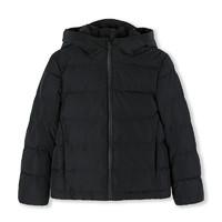 Semir 森马 儿童羽绒服 19-078133326 黑色 120cm