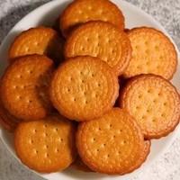 滋食 海盐味小圆饼 100g 6份 *6件