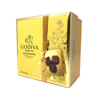 GODIVA 歌帝梵 歌帝梵金装巧克力礼盒装 27粒