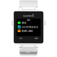 GARMIN 佳明 vivoactive GPS定位智能运动8mm超薄手表 白色