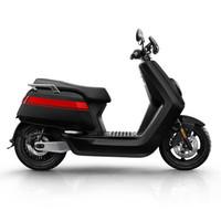小牛 NGT电动摩托车智能锂电 两块电池 黑红色 顶配版