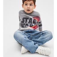 Gap 盖璞 男孩  Star Wars星球大战系列圆领长袖套头针织衫