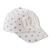 Gap 盖璞 幼儿 甜美波点徽标LOGO鸭舌帽