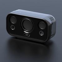 京东京造 触控式TWS蓝牙音箱 HIFI音质低音钢炮 无线便携音响