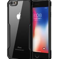 苹果6splus手机壳硅胶全包边防摔iPhone6s保护套软透明个性超薄男创意情侣磨砂女款新款潮牌边框苹果6手机壳