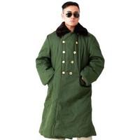 兵行者 P038 军迷用85式长款棉军大衣