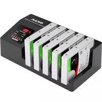 麦沃(MAIWO)K3095A 五盘位硬盘拷贝机 USB3.0硬盘座盒 支持2.5/3.5