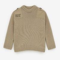 ZARA  05536764052 男童针织衫毛衣
