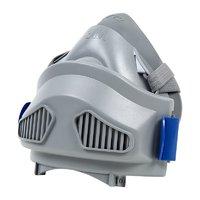 3M7772硅胶防尘面罩N95口罩面具工业粉尘打磨口覃防雾霾口鼻罩照
