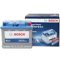 BOSCH 博世 汽车电瓶蓄电池免维护27-55 12V 福特嘉年华 以旧换新 上门安装