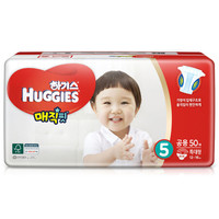 HUGGIES 好奇 魔法纸尿裤 XL50片 *2件