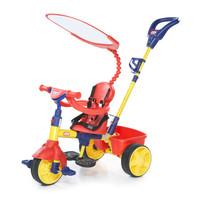 Little Tikes小泰克儿童推车户外运动玩具三轮车