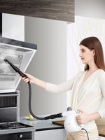 苏泊尔高温蒸汽清洁机高压家用消毒厨房油烟机家电空调清洗机设备