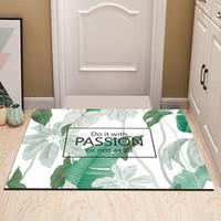 ins进门地垫入户地毯门垫卧室厨房浴室卫生间门口防滑垫吸水脚垫