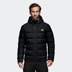 adidas 男装冬季户外羽绒夹克