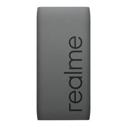 realme 18W Type-C 双向快充 灰色 移动电源 10000毫安充电宝