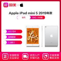 Apple iPad mini5  7.9英寸 平板电脑 2019款 金银灰