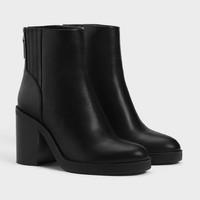 Bershka 11100560040 女士切尔西短靴