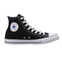 匡威 Converse All Star系列 经典款帆布鞋 男女情侣款 M9160C 黑色高帮 40