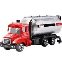 智恩堡/zhienb 儿童玩具1:65合金车模仿真挖掘机模型彩盒包装 钩机车 款式随机发货不重样