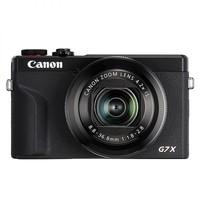 佳能(Cannon)大光圈变焦数码相机 PowerShot G7 XMark III(黑色)