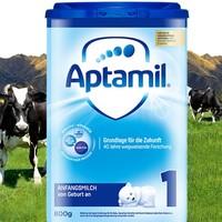 Aptamil 德国爱他美 婴幼儿奶粉1段 800g 2罐