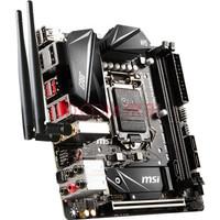微星Z390I GAMING EDGE AC 刀锋板主板  英特尔i5-9600KF盒装CPU套装