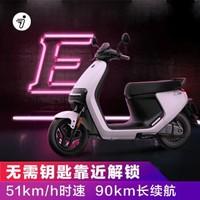 真智能,更好騎:Ninebot E系列 智能電動摩托車