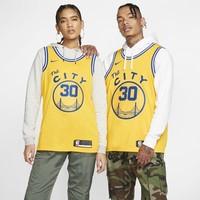 金州勇士队 (Stephen Curry) Classic Edition Nike NBA Swingman Jersey 男子球衣