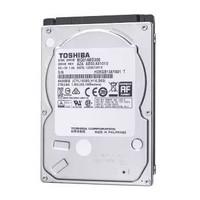 东芝(TOSHIBA) 2TB 128MB 5400RPM 笔记本机械硬盘 SATA接口 轻薄型系列 (MQ04ABD200) 行动运算应用存储