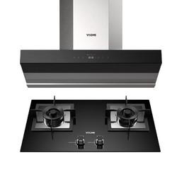 VIOMI 云米 CXW-260-VK701+JZT-VG301 智能联动烟灶套装