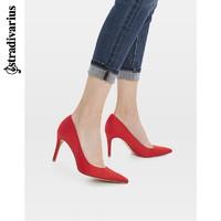 Stradivarius 女士高跟单鞋  16856041020