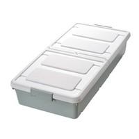 BELO 百露 塑料床底收纳箱 带滑轮大号 93*46*18cm +凑单品