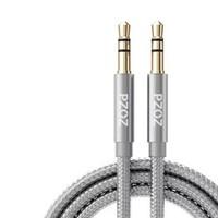 Pzoz aux音频线 3.5mm公对公 0.5m