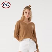 C&A 女士秋冬款针织上衣 CA200220861 *2件