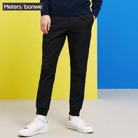 Meters bonwe 美特斯邦威  748157 男士休闲裤