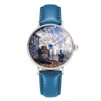 Guy Laroche 姬龍雪 Art Watches 藝術表系列 GA1001F-01 女士手表腕表