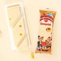 zott 卓德  埃曼塔尔原味奶酪大孔芝士 200g *11件