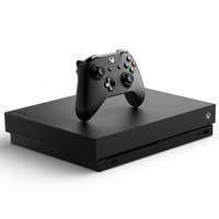 Microsoft 微软 Xbox One X 1TB 游戏主机