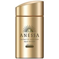 ANESSA/安热沙小金瓶防晒霜耐晒水能户外防晒乳全身用60ml SPF50