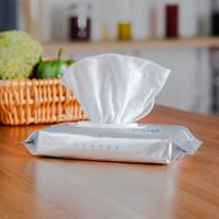 京东京造   厨房湿巾 去油除污 带盖抽装湿巾厨房用纸 *2件