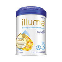 Wyeth惠氏 启赋HMO  Illuma 婴儿配方奶粉 3段 900克/罐