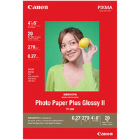 佳能 Canon PP-208 4x6 (20) 高级光面照片纸