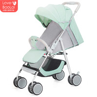 lovebaolai 婴儿推车可坐可躺超轻便携宝宝伞车