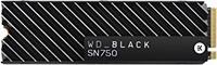 WD 西部数据 黑色 SN750 250GB NVMe 内部游戏固态硬盘 - Gen3 PCIe,M.2 2280,3D NAND 1TB